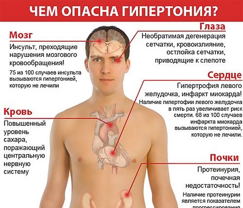 Диета при гипертонии 2 степени
