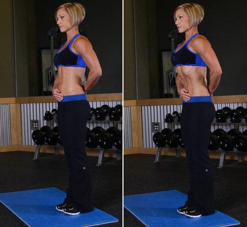 Как правильно делать вакуум упражнение