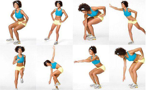 Как убрать жир со спины с помощью спорта