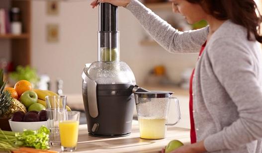 Приготовление вкусных и полезных соков