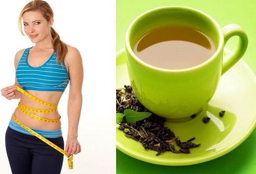 Чай с молоком для похудения - результаты