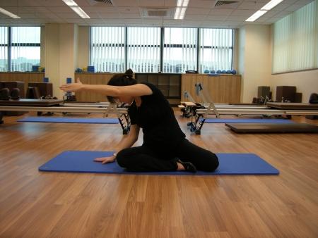 бодифлекс для живота упражнения