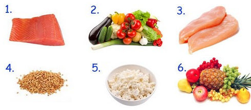 диета 7 лепестков меню