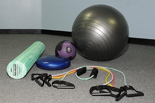 инвентарь для тренировок дома