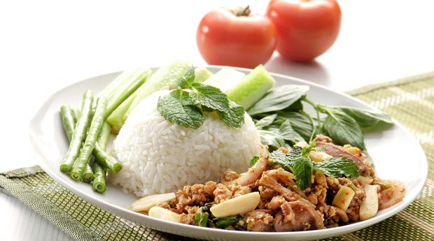 китайская диета меню