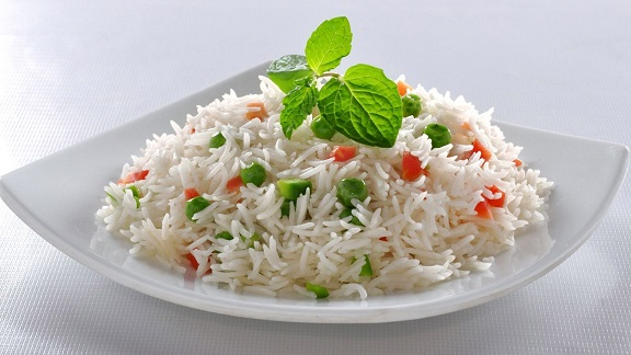 рисовая диета меню