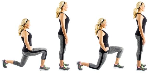 тренировки для похудения в домашних условиях для девушек