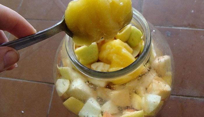 яблочный уксус как приготовить в домашних условиях