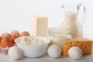 Лакто-вегетарианская диета