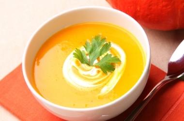 рецепт диетический пюре из суп тыквы