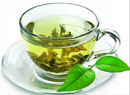 Вода и чай для разгрузки