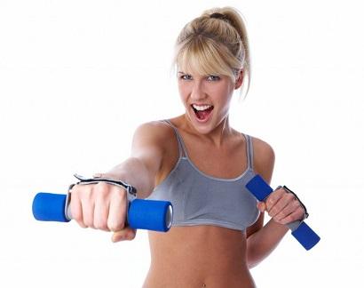 Гантели для похудения отзывы