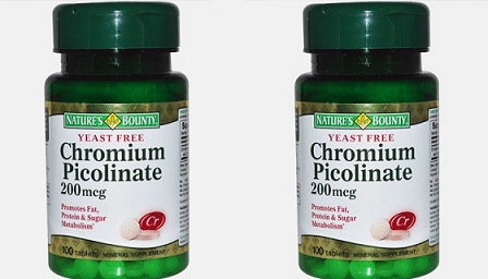 Препараты, содержащие хром