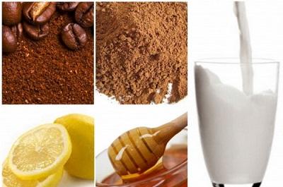 Рецепты масок с кофе