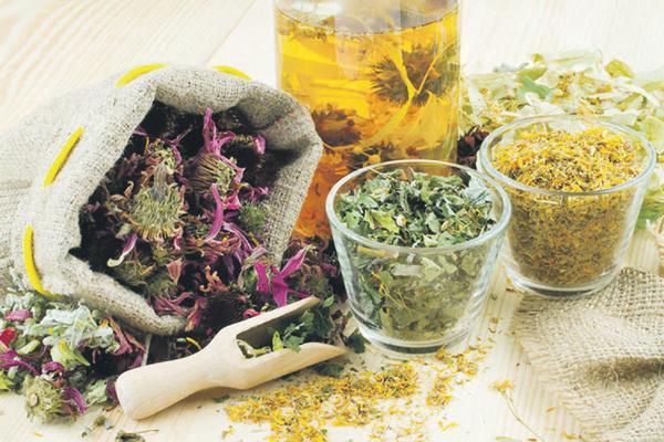 Рецепты с травами для очищения