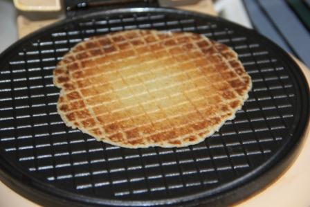 диетические вафли в вафельнице рецепт
