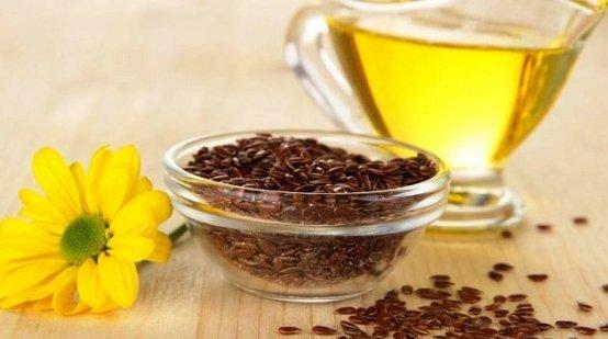 масло льняного семени