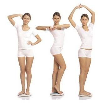 упражнения на диске для похудения