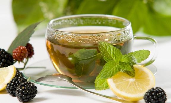 чай для очищения организма