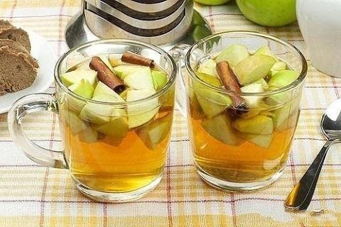 Яблоки с корицей для похудения