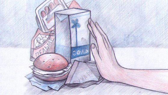 бессолевая диета на 14 дней