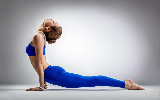 йога для начинающих для похудения