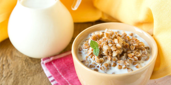 Гречневая диета с кефиром