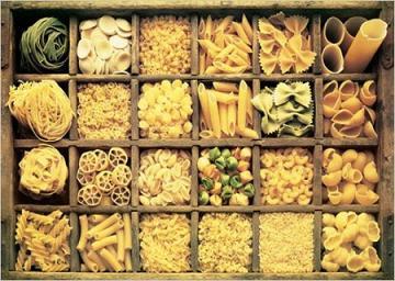меню макаронной диеты для похудения