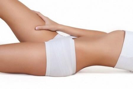 обертывания для похудения с горчичным порошком