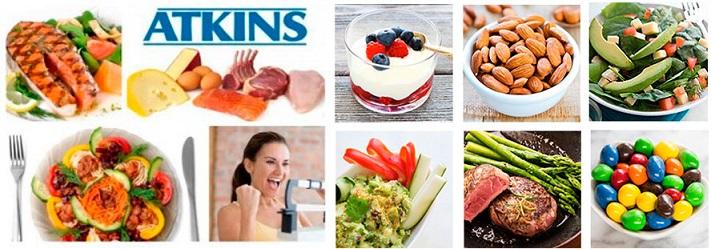 революционная диета аткинса