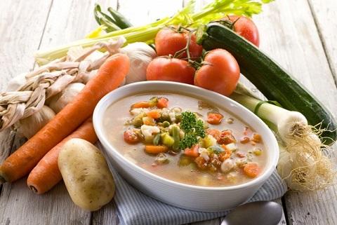 рецепты суповой диеты