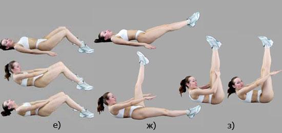 упражнения калланетики для похудения