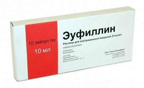 эуфиллин от целлюлита
