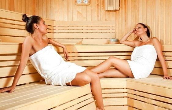 эффект сауны для похудения