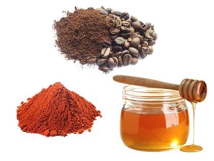 Мед, кофе и перец