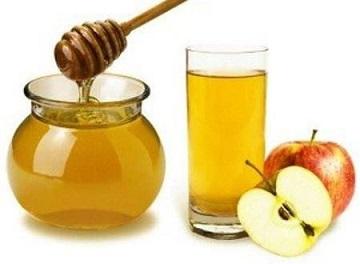 Обертывание медово-уксусное