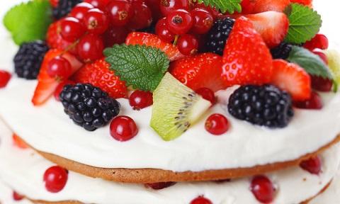 Торт «летний»