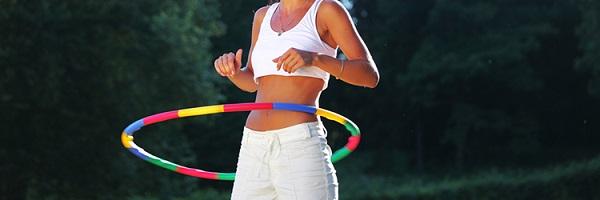 занятия с хулахупом для похудения