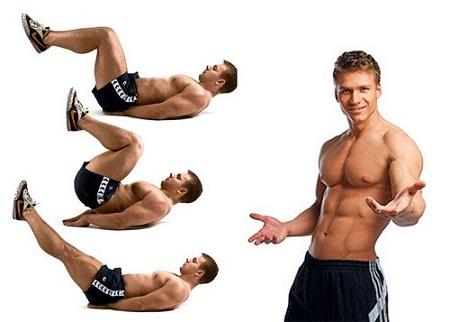 комплекс упражнений для похудения боков