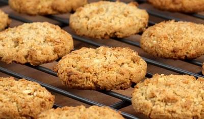 овсяное печенье диетическое без масла