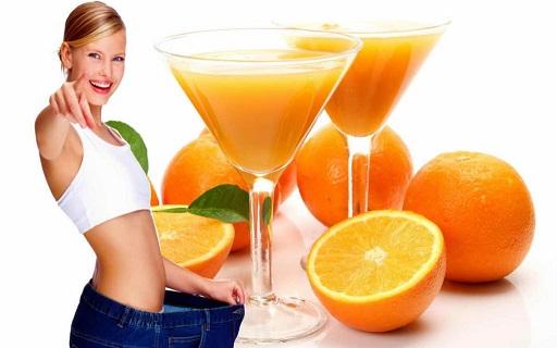 отзывы об апельсиновой диете