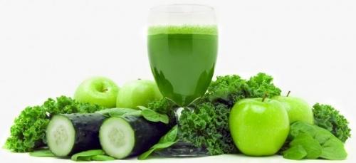 правила зеленой диеты