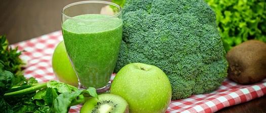 рецепты зеленой диеты