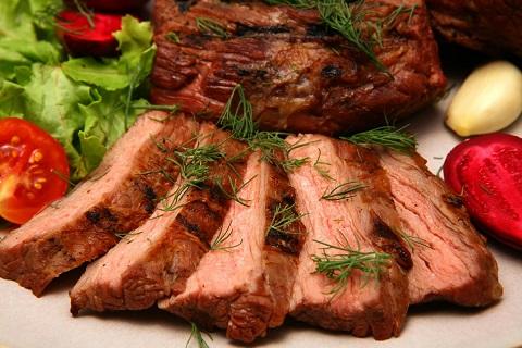 вкусное диетическое мясо