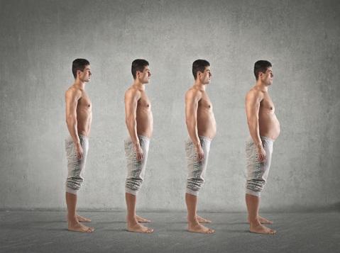 диета для мужчины убрать живот