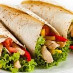 Рецепты диетической шаурмы