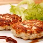 Котлеты из индейки — диетические рецепты