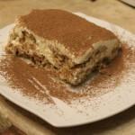 Тирамису — диетические рецепты