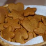 Диетическое имбирное печенье — рецепты