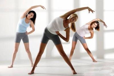 Вечерние упражнения для похудения в домашних условиях